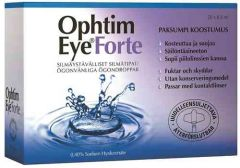 OPHTIM EYE FORTE 0,4% SILMÄTIPAT PIPETIT X20 X 0,5 ML